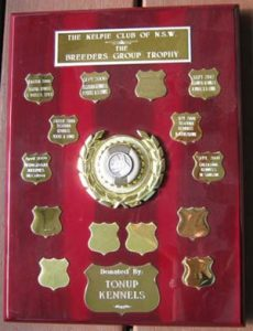 Breeders Group Trophy